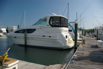 Sea Ray 390 Motor Cruiser - Bound for the Bahamas