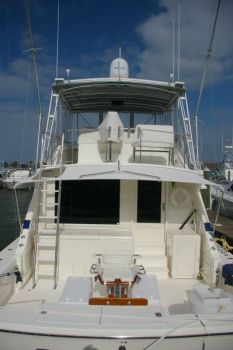 Bertram Sportfisherman 52 - Project Management