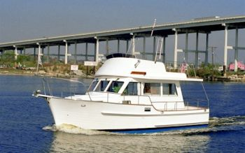 Island Gypsy in the ICW