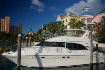 SeaRay 540 - Fort Lauderdale to Nassau, Bahamas