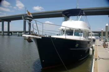 Beneteau Swift Trawler 42 - Moving to Georgia for Hurricane Season