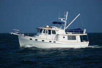 Kadey Krogen 44 Trawler Training