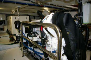 Kadey Krogen 48 Trawler Training Maintenance 101