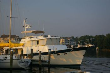 Kadey Krogen 58 Ocean Run Florida to Maryland