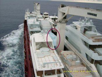 Krogen Express 52 Offload from Asia