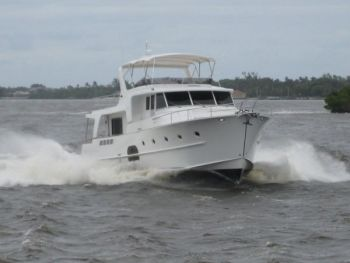 Swift Trawler 52 Goes to FLIBS