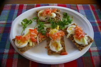 OOh La La! An appetizer or a mini-meal