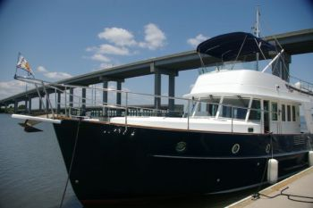 Beneteau Swift Trawler 42 goes to Fort Pierce