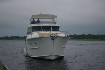 Seafari's Adventure Trawler Training Underway aboard a Beneteau Swift Trawler 52
