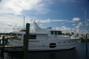 Swift Trawler 52 Comes Home From South Florida