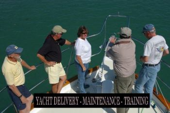 Learn To Anchor With Captain Chris Yacht Services