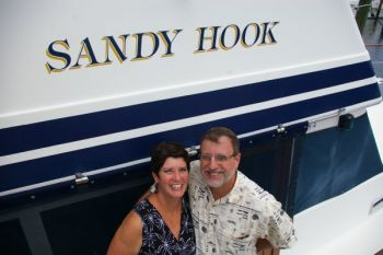 Four Days of Fun on Sandy Hook