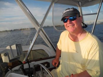 Albin 43 Trawler Thank You for helping us gain more confidence