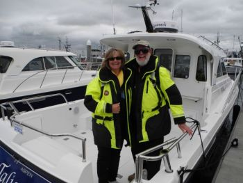 Captain Chris Presents in Essex Connecticut