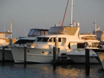 Beneteau Bucket List - Boating on a Swift Trawler 52