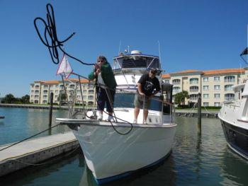 Cruising 101- FUNdamentals with Captain Chris!