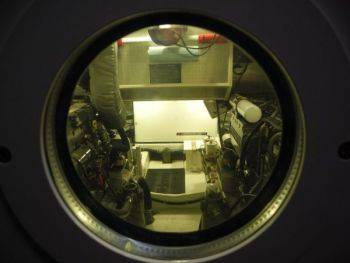 Peek Into The Engine Room