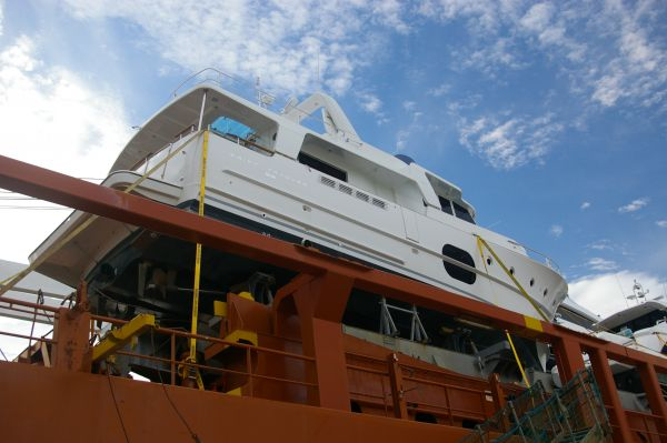 Beneteau Swift Trawler 52 - Offload from France to Florida - Captain Chris ...