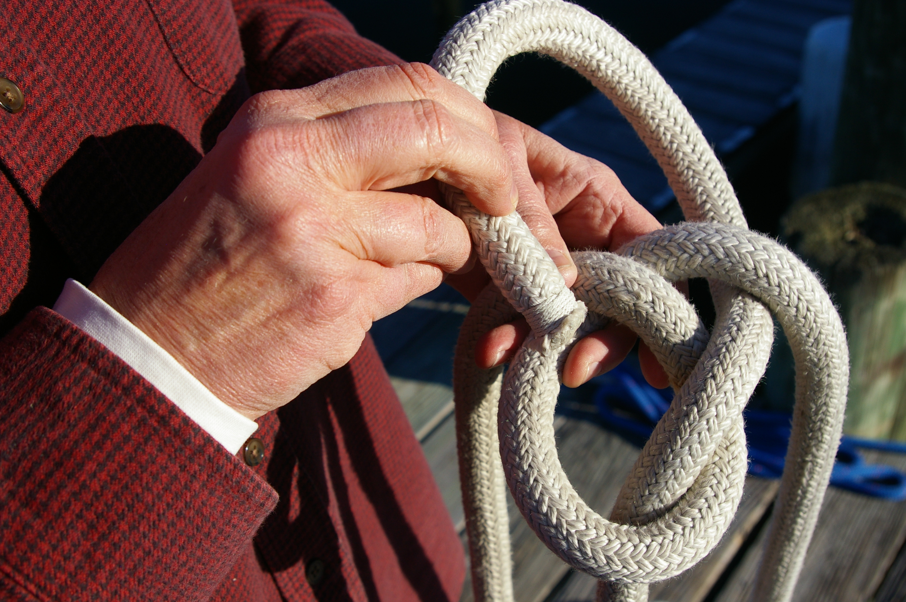 Dvd Training Video Trawler Delivery Great Loop Seminars Gulfcoast Water Bowline Knot How To Tie A Boating Knots Misty Moose Learns Why Is An Essential Aboard When We Dock In New Location With Large Pilings Can Create Enough