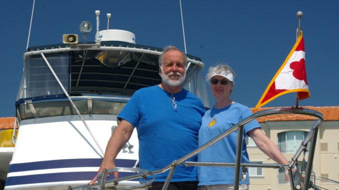 DVD training video trawler delivery Great Loop Seminars