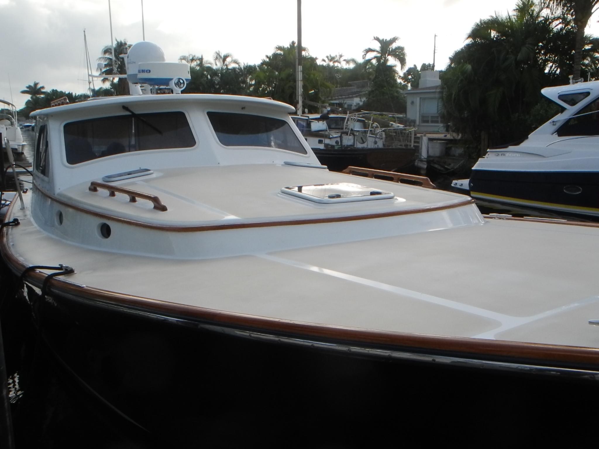Hinckley And Dereli Jet Propulsion Boats